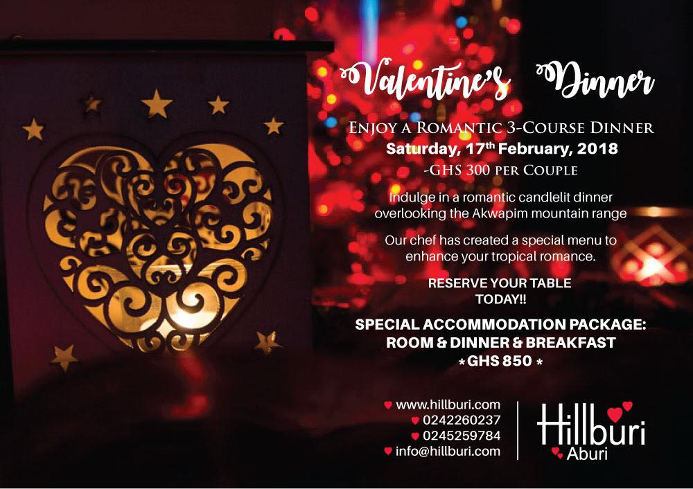 27835806_10215217219120763_1013977427_o Valentine's Dinner and Special Accommodation Packages Available